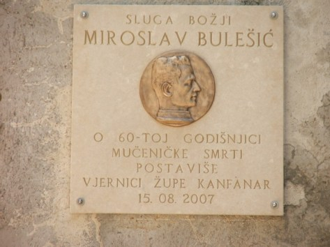 Bulešićevo mučeništvo odjeknulo u kršćanskom svijetu
