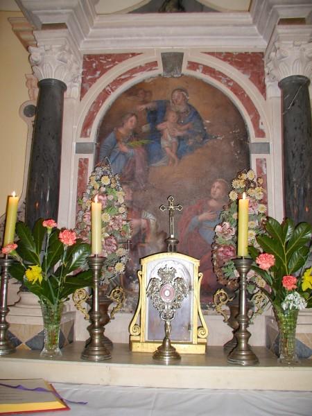 Sv. Valentin - Kanfanar