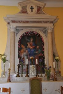 Sv. Marija od zdravlja, Brajkovići