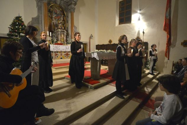 Putokazi – Božićni koncert u Kanfanaru 2017.