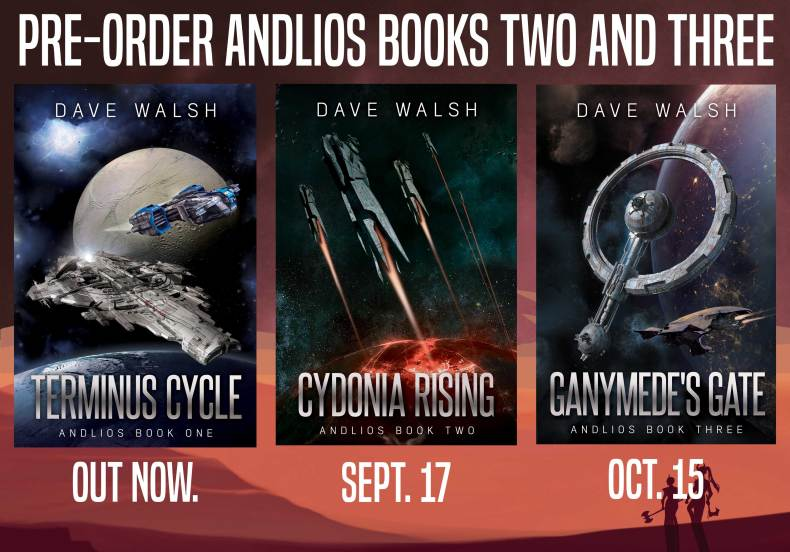 Order Andlios books one through three now!