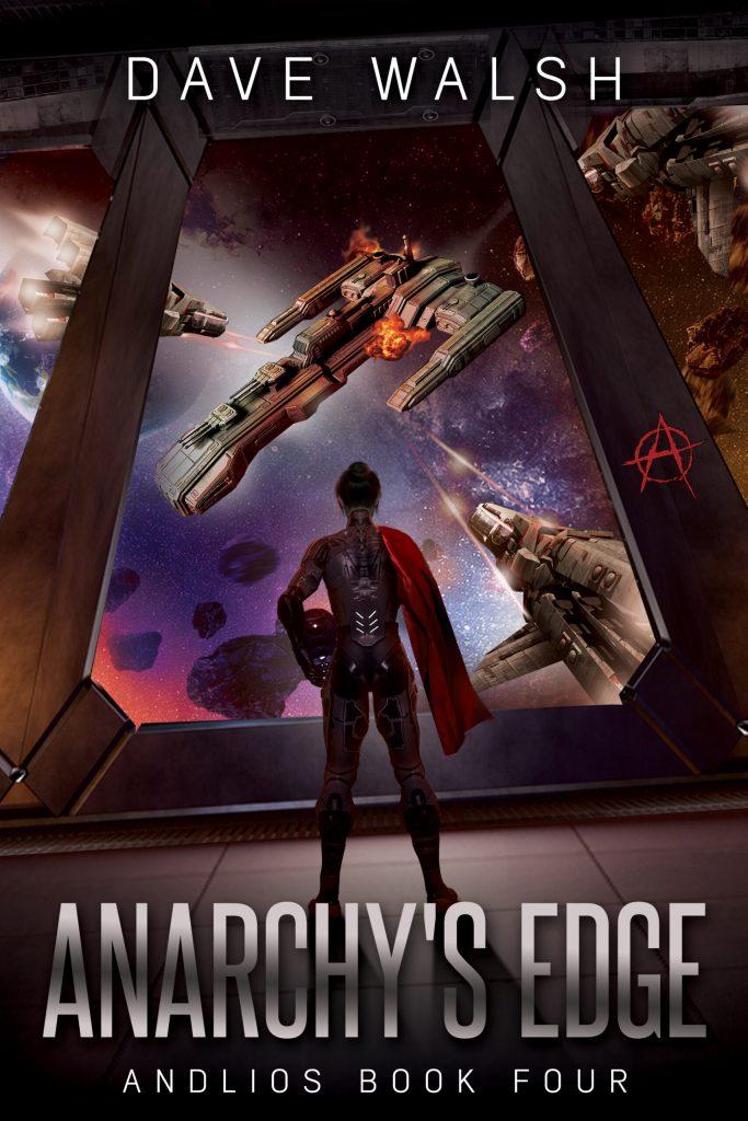 Anarchy's Edge (Andlios Book 4)