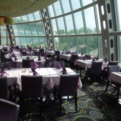 Blue Kitchen Island Oversized Fallsview Golden Lotus   Projects Dvha Hospitality ...