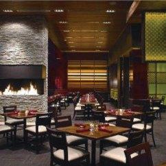 Breakfast Bar Kitchen Bamboo Flooring In Casino Rama Restaurant   Projects Dvha Hospitality ...