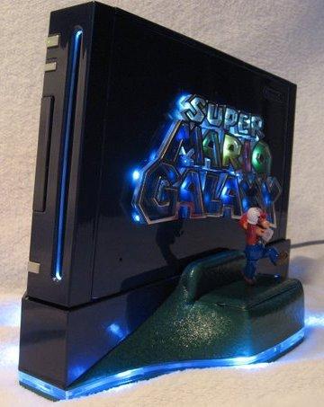 Super Mario Galaxy Wii Mod