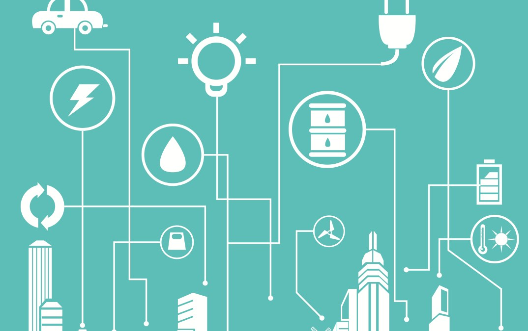 Review of Wireless and Satellite-Based M2M/IoT Services in Support of Smart Grids