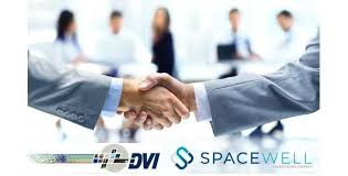 SPACEWELL PARTNERS WITH DVI COMMUNICATIONS IN THE U.S. MARKET
