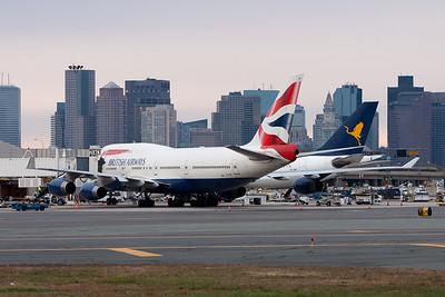 British Airways and AirOne