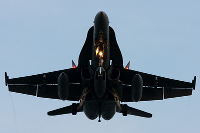 Canada Air Force CF-18