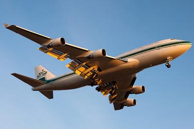 Kingdom Holdings 747