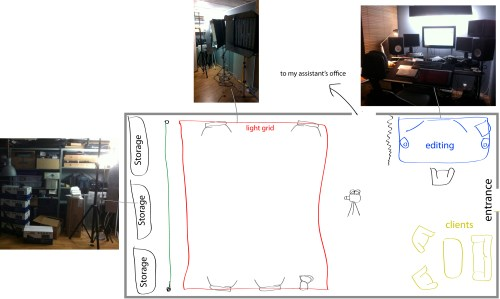 small resolution of studio layout advice required studio layout jpg