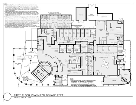 2014 Veterinary Economics Hospital Design People's Choice