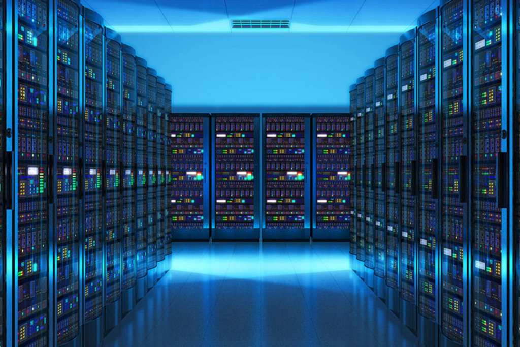 Servers Handling Big Data Technology