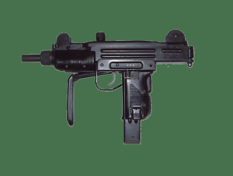 UZI - 9mm - Dvorak Instruments