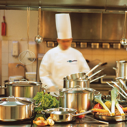 Sitram Profiserie Series Professional Cookware Made In France