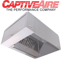 commercial hood systems from captiveaire