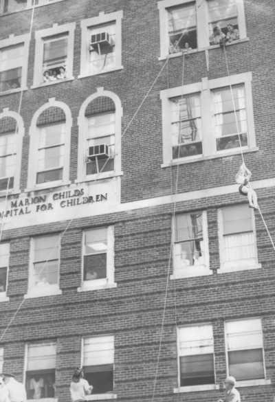 Camden Fire Department  Fire Prevention 1965