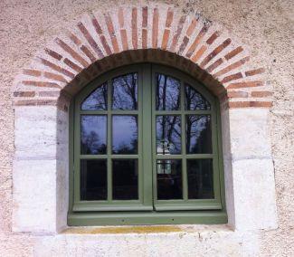 rénovation fenêtre en bois double vitrage Nantes DV  Renov 14