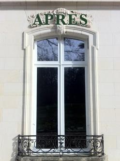 après la rénovation de la fenêtre en bois et du double vitrage à nantes par DV Renov