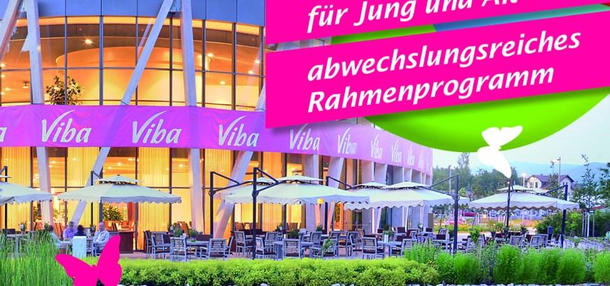 Viba Sommerfest in der Nougat-Welt