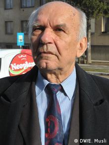 "Jovan Đukić, bivši direktor fabrike ""Termal"""