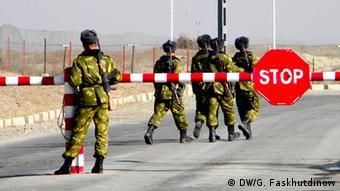 Tadschikistan bekommt Hilfe zur Sicherung der Grenze zu Afghanistan (Foto:DW/Galim Faskhutdinow)