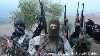 The U.S. military and its allies have used airstrikes to hit ISIS targets in Syria. ISIS has become one of the main jihadist groups fighting government forces in Syria and Iraq. During the chaos of the Syrian civil, ISIS was able to grow and flourish (Credit Image: © Medyan Dairieh/ZUMA Wire/ZUMAPRESS.com)