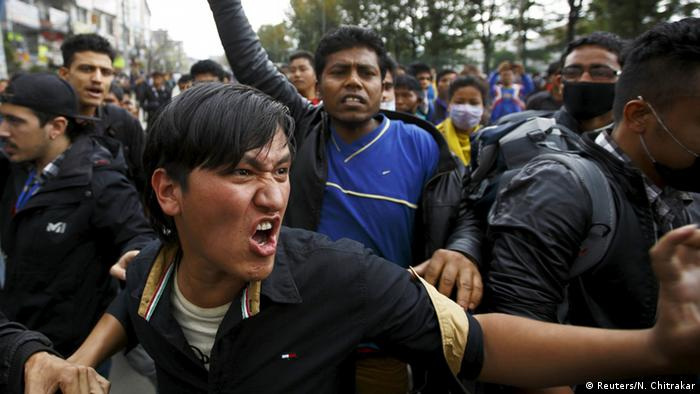 , Mounting anger over Nepali government's disaster management
