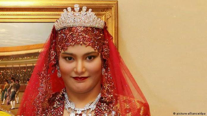 Putri Majeedah Nurul Bolkiah 9 Wanita Muslim Terkaya di Dunia