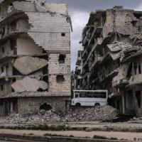 Syria prepares for ground invasion of Aleppo