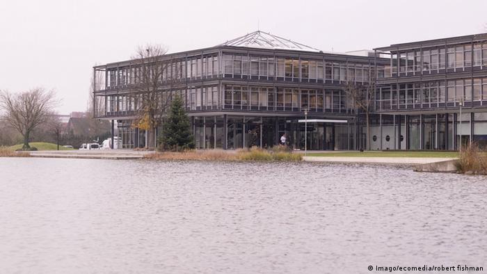Deutschland Hauptsitz der Bertelsmann-Stiftung in Gütersloh