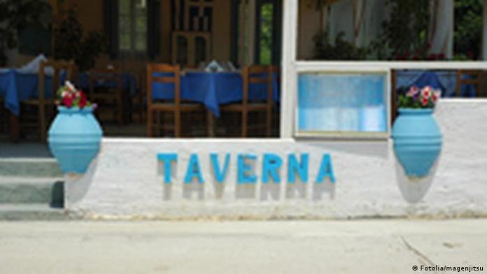 Griechische Taverne (Fotolia/magenjitsu)