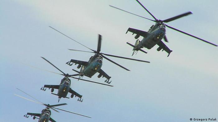 Hubschrauber Mil Mi-24D (Grzegorz Polak)