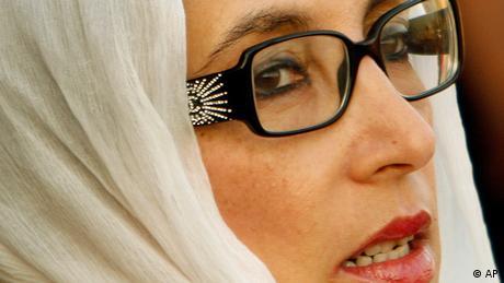 Pakistan Benazir Bhutto (AP)