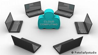 Symbolbild Cloud Computing (Fotolia/lpstudio)