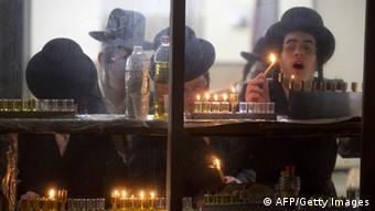 Symbolbild orthodoxem judentum (AFP/Getty Images)