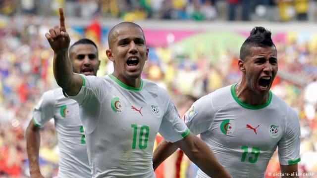 FIFA Fußball WM 2014 Algerien Belgien (picture-alliance / AP)