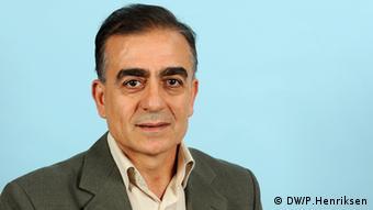 Deutsche Welle Ibrahim Mohamad (- / P.Henriksen)