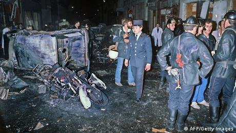 Anschlag auf Pariser Synagoge 1980 (AFP / Getty Images)