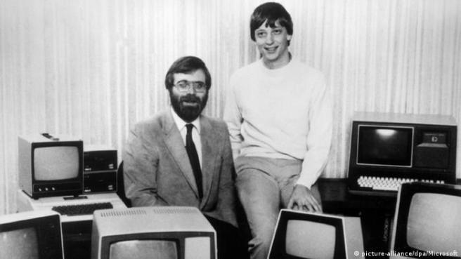 Image result for Paul Allen: Microsoft co-founder