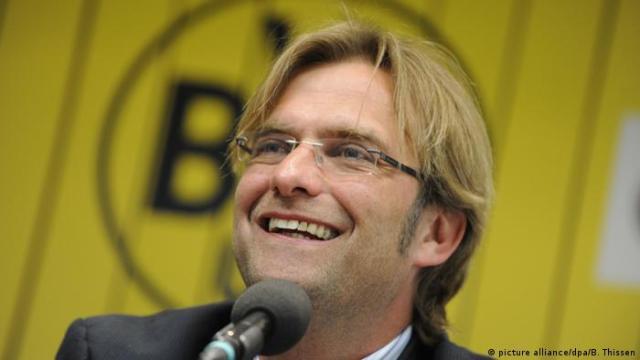 Jürgen Klopp Borussia Dortmund (picture alliance / dpa / B. Thissen)