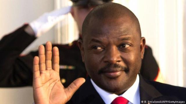 Pierre Nkurunziza, Präsident von Burundi (B. Smialowski/AFP/GettyImages)