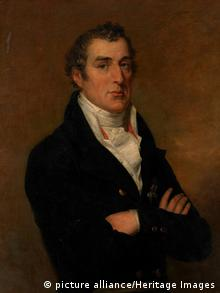Portrait of Arthur Wellesley 1st Duke of Wellington