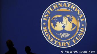 Symbolbild IWF Internationaler Währungsfonds (Reuters/K. Kyung-Hoon)