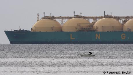 Ρωσικό αέριο αγοράζουν οι ΗΠΑ