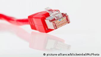 Symbolbild Netzwerk (picture-alliance/blickwinkel/McPhoto)