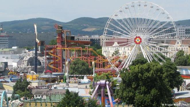 Ten spectacular amusement parks in Europe