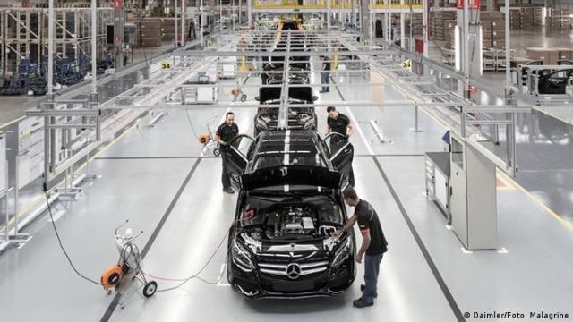 Pressebild Mercedes-Benz startet Pkw-Produktion in Brasilien (Daimler / Foto: Malagrine)