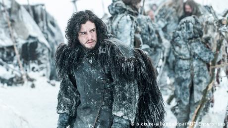 Kit Harington în rolul lui Jon Snow