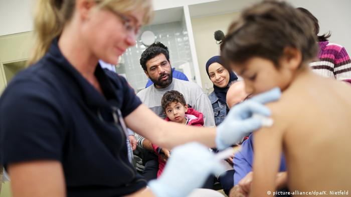 Guten Schutz bietet nur die Impfung